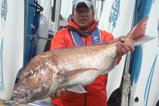 逗子葉山ボート釣り&九州釣行記 鶴丸